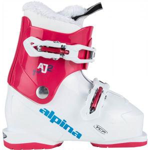 Alpina AJ2 GIRL  19 - Dívčí obuv na sjezdové lyžování