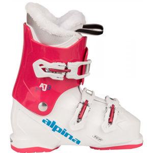 Alpina AJ3 GIRL  23 - Dívčí obuv na sjezdové lyžování