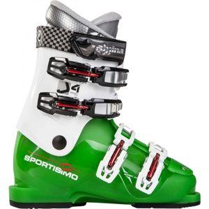 Alpina J4  24 - Dětské lyžařské boty