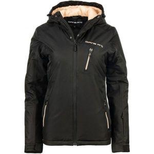 ALPINE PRO LIA černá XL - Dámská lyžařská bunda