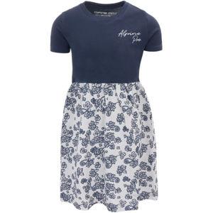 ALPINE PRO NAMRATO  116-122 - Dívčí šaty
