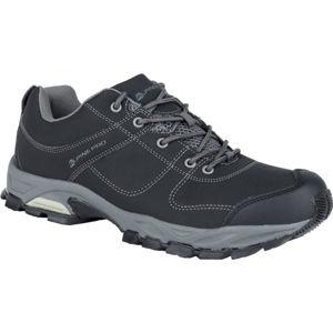 ALPINE PRO ORC tmavě šedá 41 - Pánská treková obuv