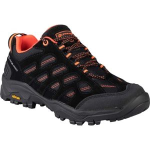 ALPINE PRO RATIS černá 38 - Dámská outdoorová obuv