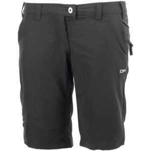 ALPINE PRO TZILA 2 černá 40 - Dámské šortky