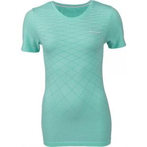 Arcore JULIANA modrá XL - Dámské bezešvé triko