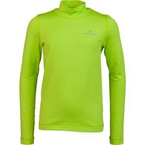 Arcore ZARKO zelená 152-158 - Dětské funkční triko s dlouhým rukávem