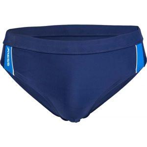 Aress BLAKE modrá M - Pánské plavky
