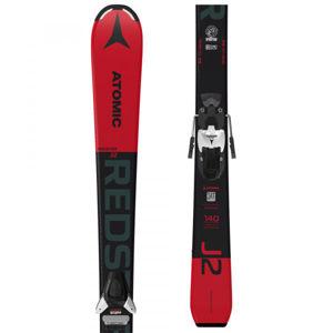 Atomic REDSTER J2 130-150 + COLT 5 GW  130 - Dětské sjezdové lyže