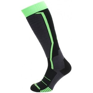 Blizzard ALLROUND SKI SOCKS šedá 35 - 38 - Lyžařské ponožky