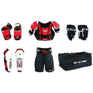 CCM 3-ENTRY-KIT SET ENTRY KIT YT  L - Dětská výbava na hokej