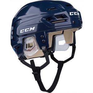 CCM TACKS 110 SR tmavě modrá (50 - 54) - Hokejová helma