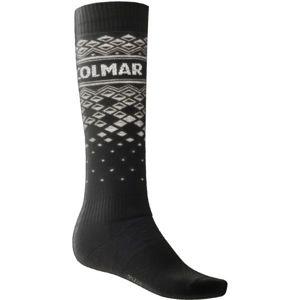 Colmar LADIES SOCKS černá S - Dámské lyžařské podkolenky