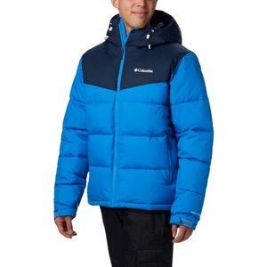 Columbia ICELINE RIDGE™ JACKET modrá S - Pánská lyžařská bunda