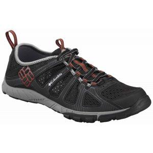 Columbia LIQUIFLY černá 11 - Pánská outdoorová obuv