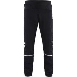 Craft ESSENTIAL WINTER černá L - Pánské kalhoty pro běžecké lyžování