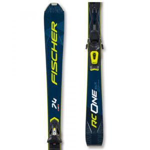 Fischer RC ONE 74+RS10  167 - Sjezdové lyže