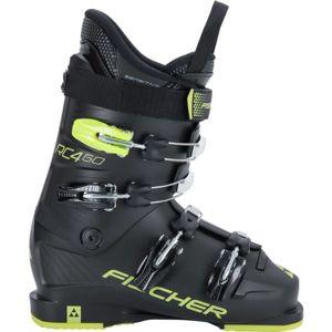 Fischer RC4 60 JR černá 25 - Juniorské lyžáky