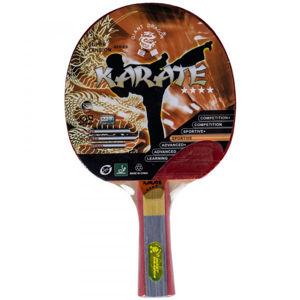 Giant Dragon KARATE hnědá  - Pálka na stolní tenis