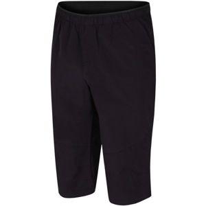 Hannah HAGGY černá XXL - Pánské 3/4 kalhoty