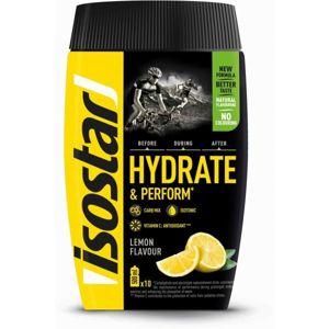 Isostar HYDRATE PERFORM CITRON 400 G  NS - Isotonický nápoj