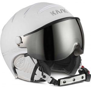 Kask CLASS SHADOW bílá 56 - Lyžařská helma