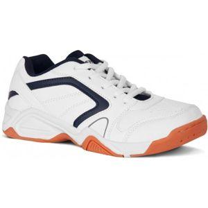 Kensis WOLF JUNIOR bílá 36 - Juniorská sálová obuv
