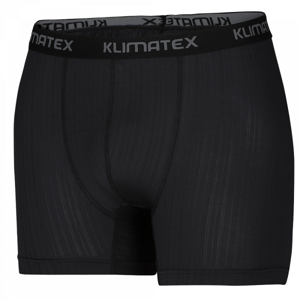 Klimatex BAX černá XXL - Pánské funkční boxerky
