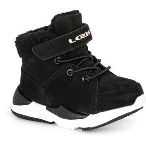 Loap JIMMA černá 23 - Dětská zimní obuv