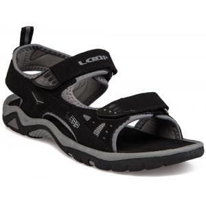 Loap STICK černá 45 - Pánské letní sandály