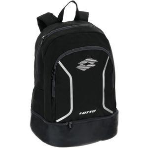 Lotto BKPK SOCCER OMEGA III černá NS - Sportovní batoh