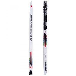 Madshus MEGASONIC INTELLIGRIP + NIS PERF CL  185 - Běžecké lyže na klasiku s podporou stoupání