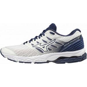 Mizuno WAVE PRODIGY 2 bílá 11 - Pánská běžecká obuv