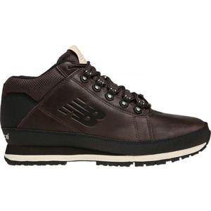New Balance H754LLB hnědá 10 - Pánská zimní obuv