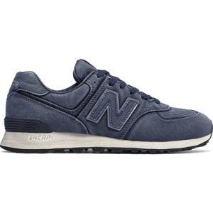 New Balance ML574WSA modrá 9 - Pánská vycházková obuv