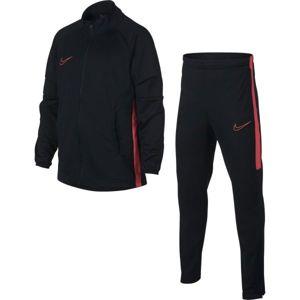 Nike DRY ACADEMY SUIT K2 černá M - Chlapecká souprava