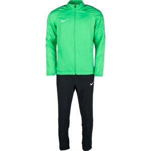 Nike DRY ACDMY18 TRK SUIT W M zelená M - Pánská fotbalová souprava