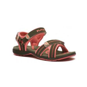 Numero Uno LUZIA L světle růžová 37 - Dámské trekové sandály
