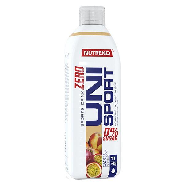 Nutrend UNISPORT ZERO 1L BROSKEV+MARACUJA   - Sportovní nápoj