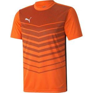 Puma FTBL PLAY GRAPHIC SHIRT  128 - Chlapecký dres
