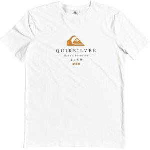 Quiksilver FIRST FIRE SS  S - Pánské triko