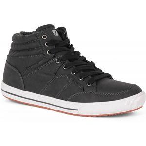 Reaper RIBBON černá 44 - Pánská volnočasová obuv