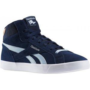 Reebok ROYAL COMPLETE 2MS tmavě modrá 10 - Pánská volnočasová obuv