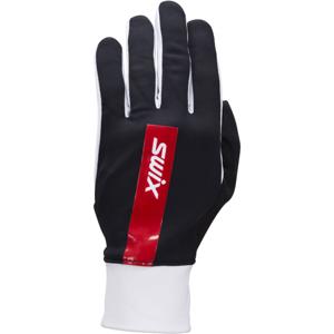 Swix Focus černá 9 - Běžkařské sportovní rukavice