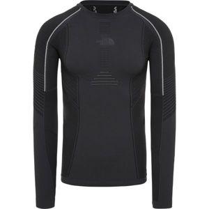 The North Face PRO L/S CR N M černá M/L - Pánské tričko
