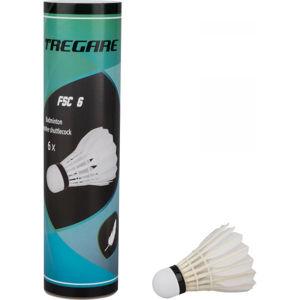 Tregare FSC 6  NS - Péřové badmintonové míčky