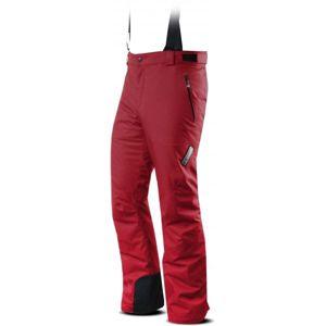 TRIMM DERRYL červená S - Pánské lyžařské kalhoty