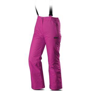 TRIMM RITA PANTS JR růžová 116 - Dívčí lyžařské kalhoty