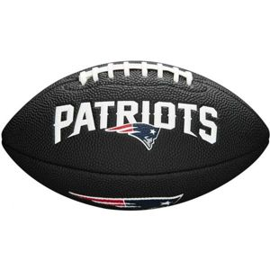 Wilson MINI NFL TEAM SOFT TOUCH FB BL NE   - Mini míč na americký fotbal