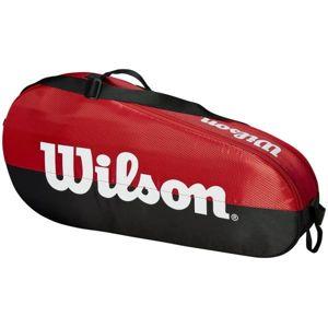 Wilson TEAM 1 COMP SMALL červená NS - Tenisová taška