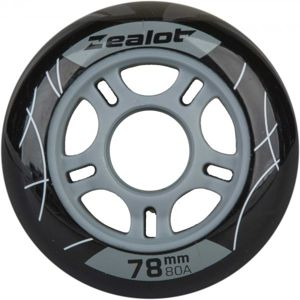 Zealot 78-80A WHEELS 4PACK  NS - Inline kolečka